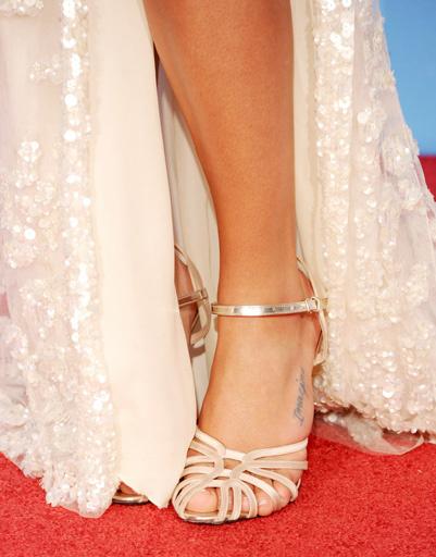"""Леа Мишель (Lea Michele) на """"Золотом глобусе""""-2013"""