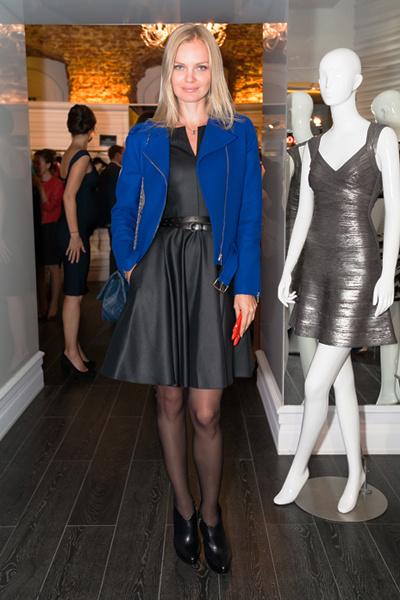 Лена Кулецкая стала ведущей модного шоу