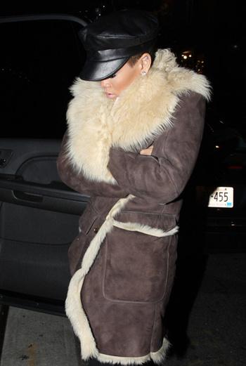 Певица Рианна (Rihanna)