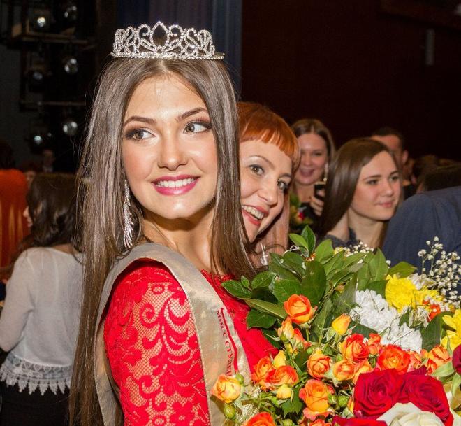 Мисс студенчество России 2015, Алина Зарейник, Пенза