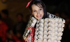 Боливийская дизайнер доказала, что мода – это мусор
