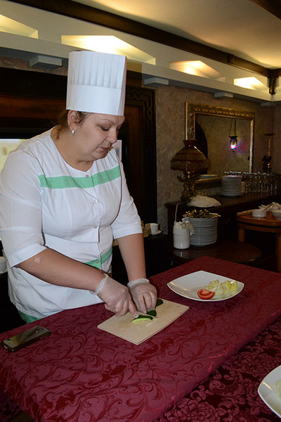 Блюда восточной кухни: Шафран