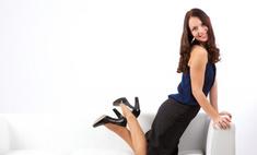 Как скрыть под одеждой полные ноги?