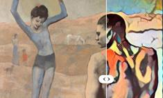 Через призму: культовые картины в приложении Prisma