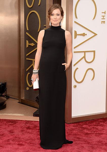 "Оливия Уайлд на ""Оскаре""-2014"