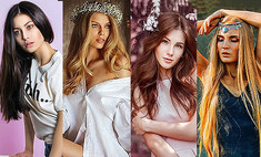 15 настоящих русалочек: самые роскошные волосы Екатеринбурга