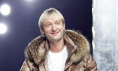 Евгений Плющенко: «Катаюсь ради сыновей»