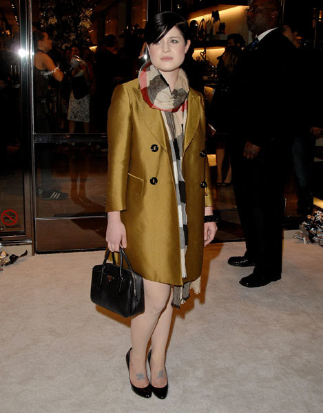 Келли Осборн, 2008 год