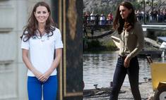 Кейт Миддлтон не интересуется одеждой для беременных