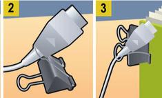 Как сделать, чтобы провода не запутывались: 4 лайфхака