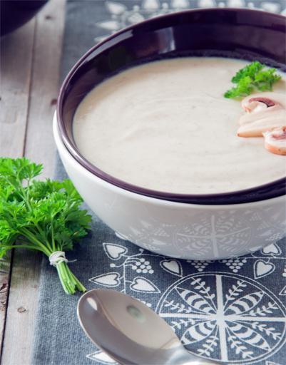 Суп-пюре из батата