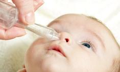 Отек носа у ребенка – не допускайте осложнений!