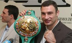 Владимир Кличко подтвердил титул чемпиона в супертяжелом весе