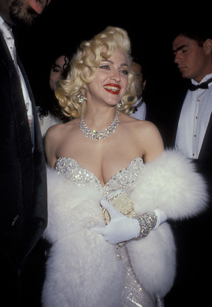 Мадонна, 1991 год