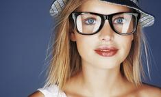 Геометрия, классика, винтаж: очки, которые в моде