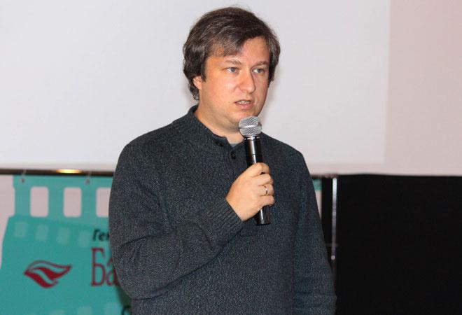 Антон Долин в Саратове