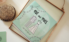Дневник невесты: приглашения бесплатно