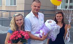 Скандальная звезда «Дома-2» Настя Дашко родила первенца