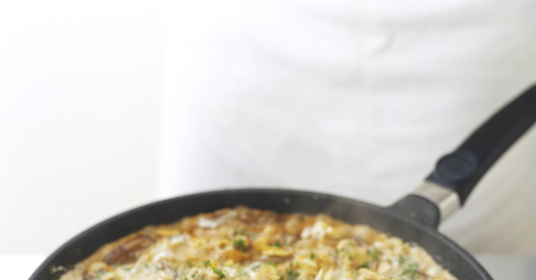 Бефстроганов со сметаной и сливками рецепт пошагово