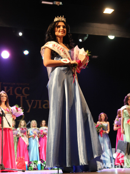 Конкурс красоты Мисс Тула-2015, Дарья Чернышова