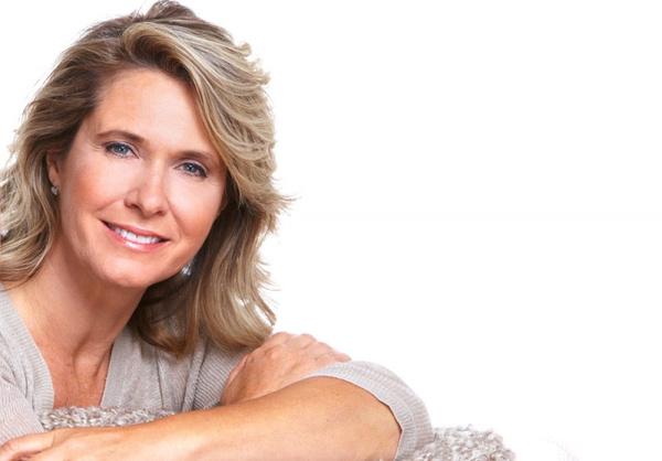 Красивые женщины за 60