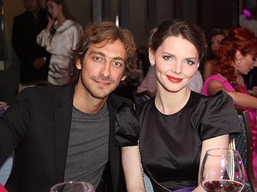 Артем Ткаченко и Лиза Боярская