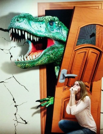 Выставка 3D-картин в Перми