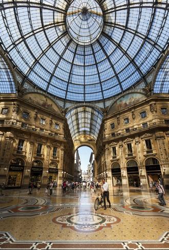 Достопримечательность Милана: фото