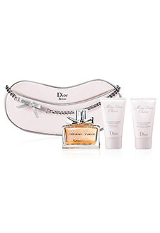 Подарочный набор Miss Dior Cherie Holiday Pouch Set, Christian Dior
