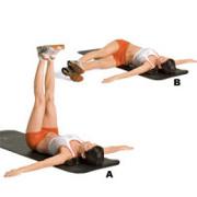 Комплекс упражнений для живота