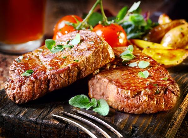 Жареное мясо рецепты