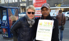 Николай Басков хочет научиться рисовать