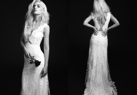 ЗАМУЖ НЕВТЕРПЕЖ: 10 самых красивых свадебных коллекций сезона | галерея [4] фото [2]