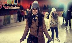 Двойной тулуп: Виктория Дайнеко повредила ногу на катке