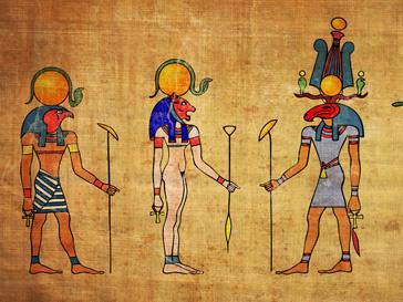 Жрецы Древнего Египта умирали от переедания жареной пищи