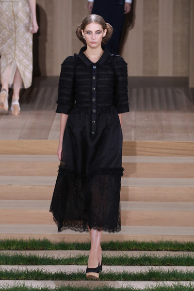 Chanel Couture весна-2016