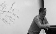 Илья Лагутенко прочитал лекцию в Сколково