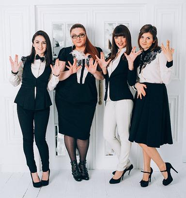 Высшая лига КВН, женская команда Приоритет