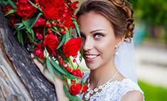 Самые красивые невесты Новосибирска