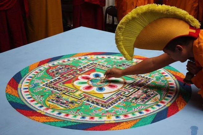 Дни тибетской культуры в Сочи