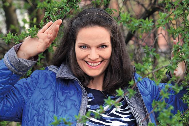 Ольга Копосова, актрисы сериала След