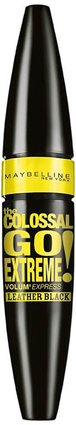 Maybelline NY, Colossal Go Extreme Leather Black