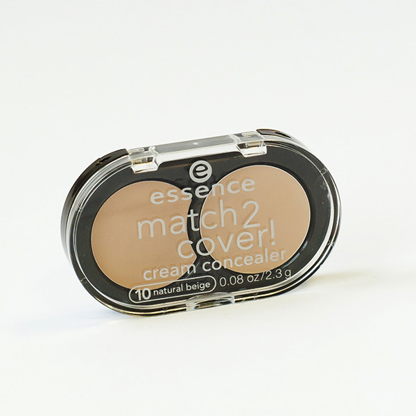 Консилер Essence Match 2 Cover Concealer