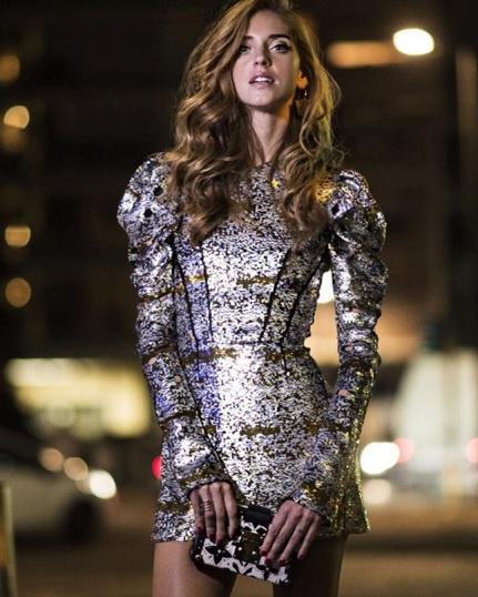 Новогодний образ, вечерние платья