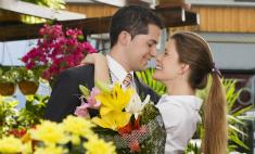 Ко Дню влюбленных цветы подорожали в два раза