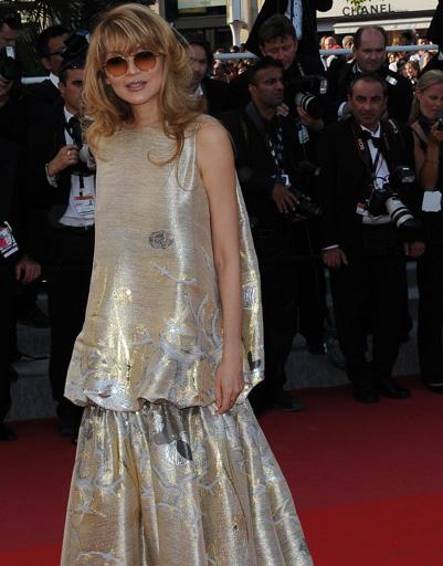 Гульнара Каримова на Каннском кинофестивале - 2010