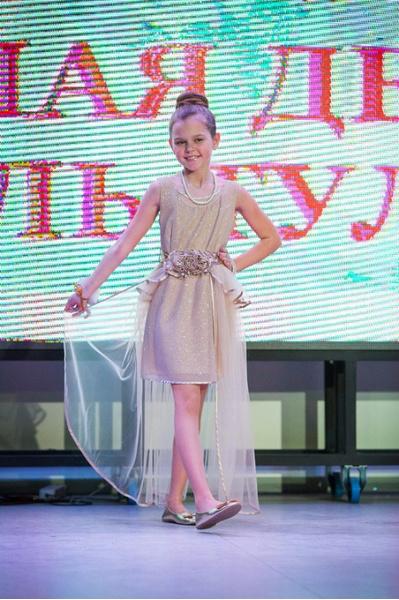 Лучшая детская модель Тулы – 2016, Ксения Якунина