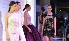 Модная осень: конкурс модельеров в Иркутске