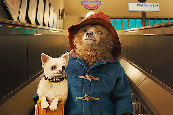 Паддингтона в Лондоне ждут большие приключения