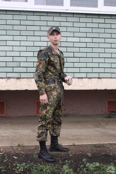 Солдат из Казани спас девочку выпавшую из балкона шестого этажа